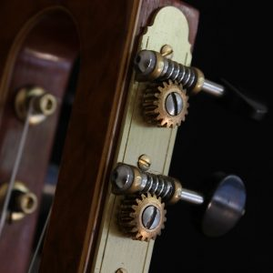 Apollonia (Custom Alessi Tuning Machines)