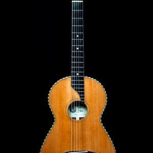 Ioanna (Parlor Guitar)